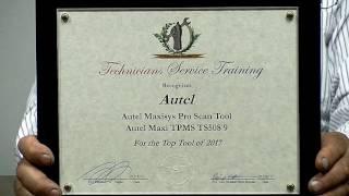 TST Technicians Choice Award 2017