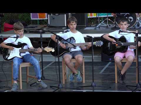 Przygoda z Gitarą
