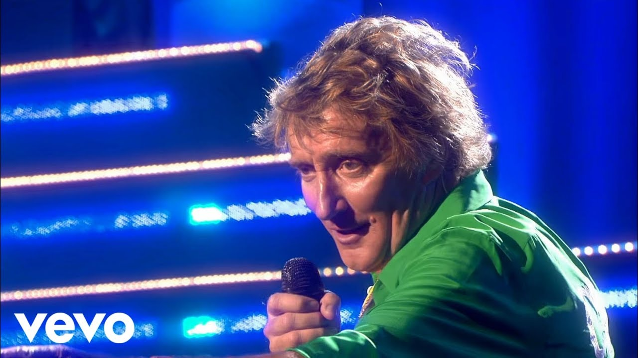 c7822d3921 Rod Stewart - You re In My Heart (from One Night Only!) - YouTube