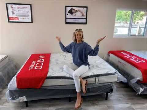 The Winner of MATCO Mattress Giveaway - Pensacola, Fl