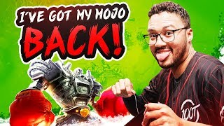 I'VE GOT MY MOJO BACK!!! | APHROMOO