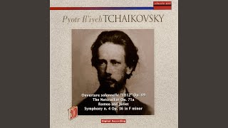 Symphony N. 4 Op. 36 in F minor: Scherzo. Pizzicato ostinato. Allegro