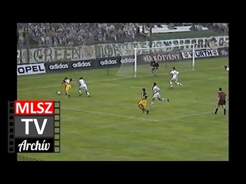 Ferencváros-BVSC | 2-2 | 1997. 07. 26 | MLSZ TV Archív