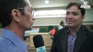 Gardi Chaves fala da alegria do reconhecimento da Câmara lhes outorgando a cidadania