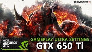 Prototype 2 - GTX 650 Ti - i3-3220 [Ultra Settings] - PC Gameplay (HD)