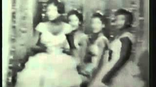 The Chantels - Maybe (The Saturday Night Beechnut Show - Mar 1, 1958)