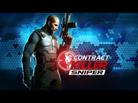 Official Contract Killer: Sniper (by Glu Games Inc.) Launch Trailer (iOS / Android)