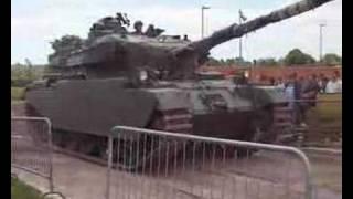 Bovington Tank Museum Tankfest 2008 Highlights