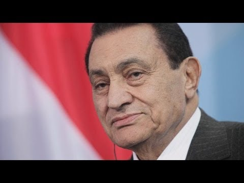 Faces Of Africa - 3 Decades of Hosni Mubarak