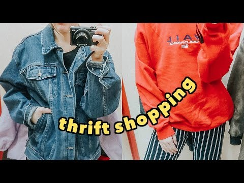 thrift shopping @ savers!