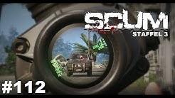 SCUM - Elektroschock Schloss / EVENT ( Steffi ist Böse ) #112 Staffel 3 Gameplay Deutsch