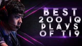 MOST EPIC 200 IQ Plays of TI9 The International 2019 Dota 2