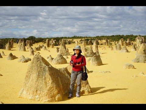 西澳遊記 尖峰浪石