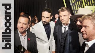 backstreet boys on endlessly explaining what i want it that way means cmt awards 2018