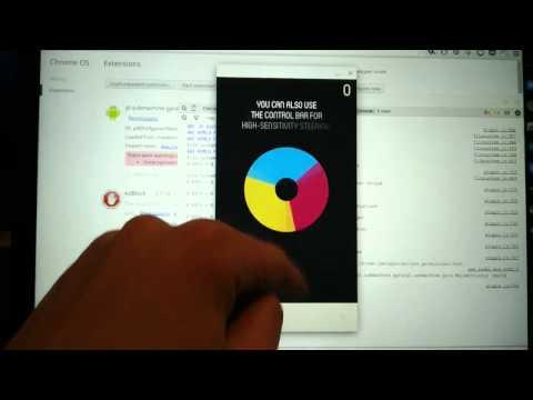 ARChon, el ingrediente mágico que permite ejecutar aplicaciones Android en Windows, Mac y Linux