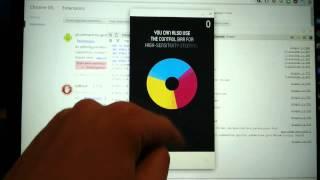 Running custom Android APKs on the Chromebook Pixel