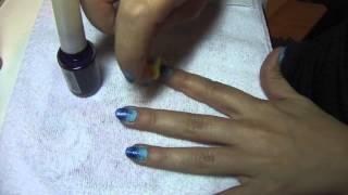 Como fazer unhas ombré Thumbnail