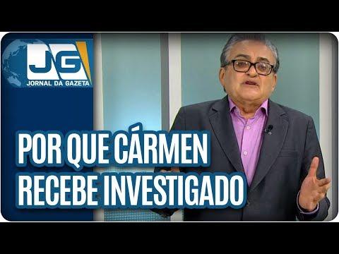 José Nêumanne Pinto / Por que Carmén Lúcia recebe investigado e advogado de partes?