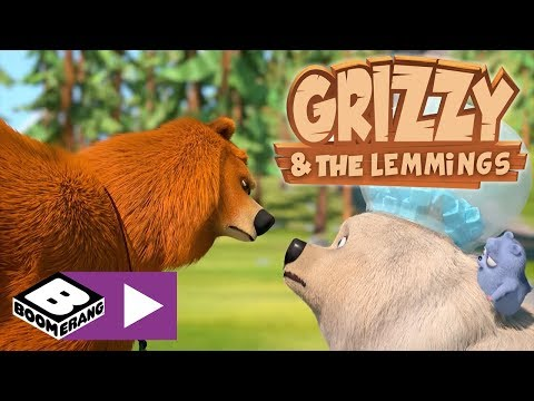 Grizzy ve Lemmingler | Kutup Ayısı | Boomerang