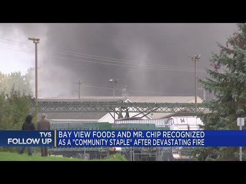 Local business substantially damaged by fire