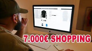 7.000€ SHOPPING !!!