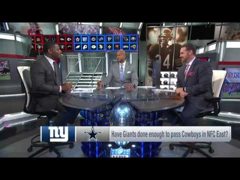 Have Giants done enough to pass Cowboys in NFC East?