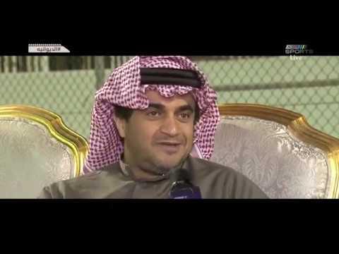 خالد البلطان - الطريق مغلق على جماهير النصر أخذنا رايح و الحكم أخذنا جاي وأعرف أشتغل #الديوانية