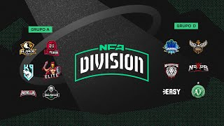 FREE FIRE - NFA DIVISION - GRUPO A x D - DIA 5 - #NFADIVISION