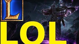 Shen's Unlucky ESCAPE - League of Legends
