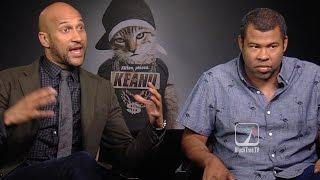 key and Peele  Keanu Interview
