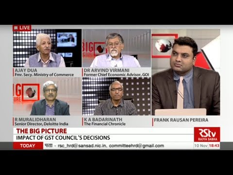 The Big Picture - India's GST reform: The way forward