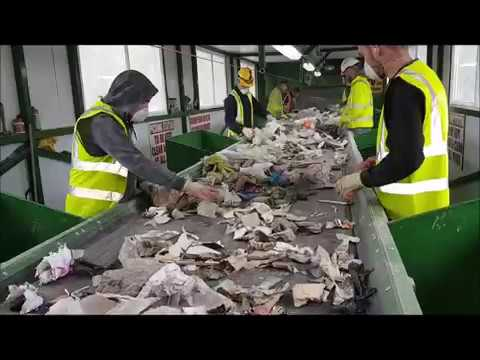 Firstgrade Recycling Systems @ William Russell Skip Hire