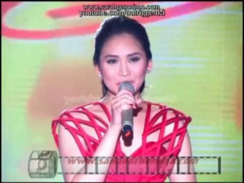 Sarah Geronimo - Sa Araw Ng Pasko OFFCAM (04Nov12)