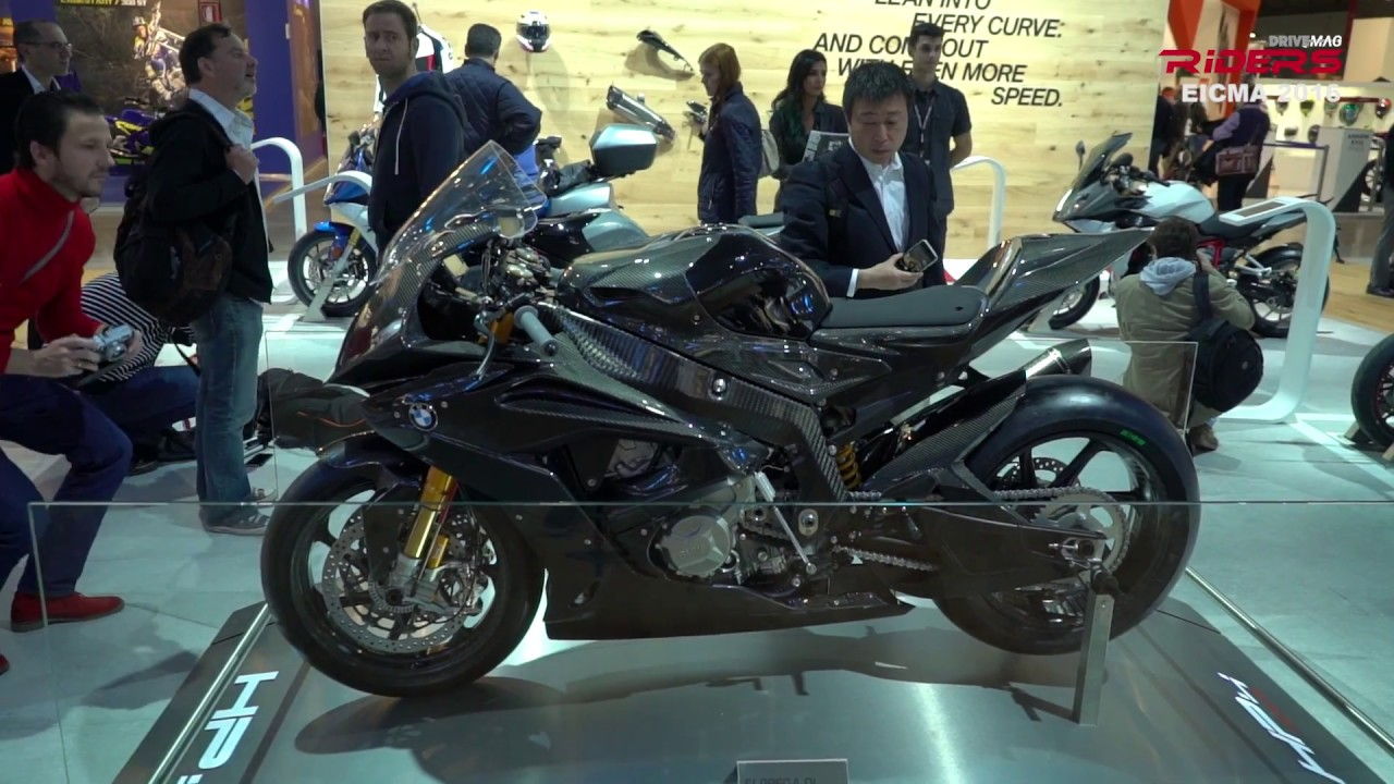 2017 Bmw Hp4 Race Carbon First View Eicma 2016 Youtube