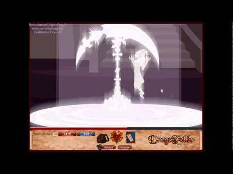 Dragonfable Tomix Saga Walkthrough-The finale....of book 1