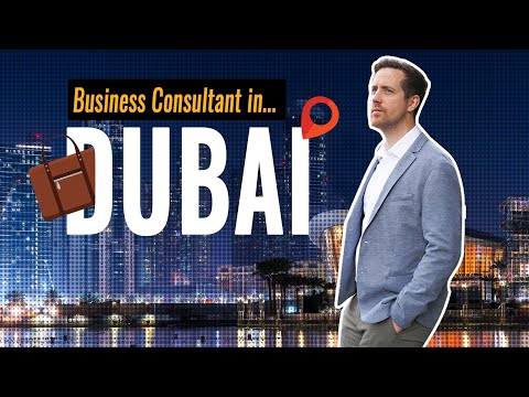 A day in a life of a business consultant (In Dubai)