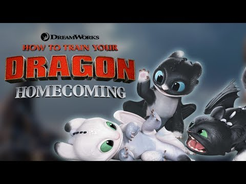 NEW HOW TO TRAIN YOUR DRAGON MOVIE! HttyD: Homecoming