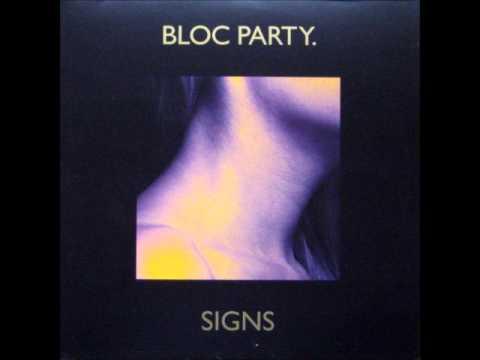 Bloc Party - Signs (Instrumental) + Lyrics