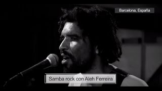Samba rock con Aleh Ferreira