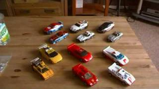 transformers g1 vs comparisant 12 figures in 1 vidio