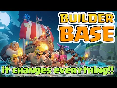 Thumbnail: Builder Base UPDATE for Clash of Clans