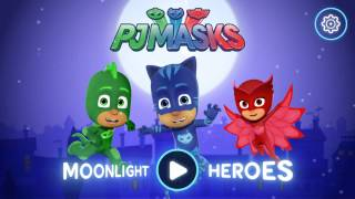 Pj Masks-Catboy,Owelette,Gekko-Eroii in Pijama -Pisoi ,Sopi ,Bufnita -Games Android