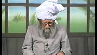 Urdu Dars Malfoozat #182, So Said Hazrat Mirza Ghulam Ahmad Qadiani(as), Islam Ahmadiyya
