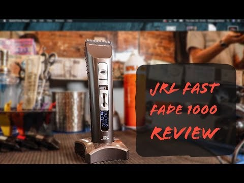 JRL Fast Fade 1000 Review - Pros and Cons