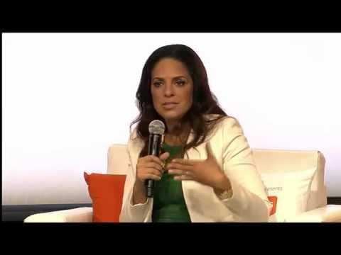#BlogHer15: Experts Among Us - July 17, 2015 - Soledad O'Brien Segment