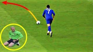 Cristiano Ronaldo Most Intelligent Free-kicks (My Top-10 Rated)