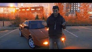 Toyota MR2 - Ferrari для бедных. Авто-обзор. #Деструктор. Якутск.