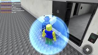 ROBLOX|scp gear:173 demostraiton| Playing with my friends | PART 1