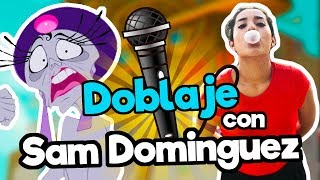 FANDUB (Doblaje Las Locuras del Emperador) con Sam Dominguez/ Memo Aponte