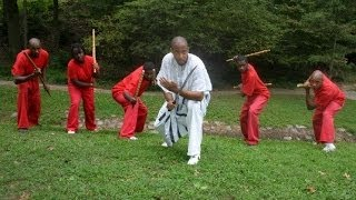 Afrikan Martial Arts Principles and Techniques!